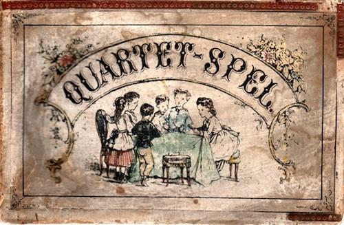 Quartet-Spel