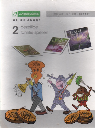 Van Der Starre 2 gezellige familie spellen