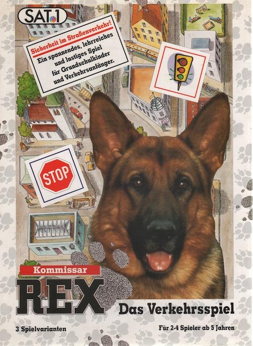 Kommissar REX (Das Verkehrsspiel)