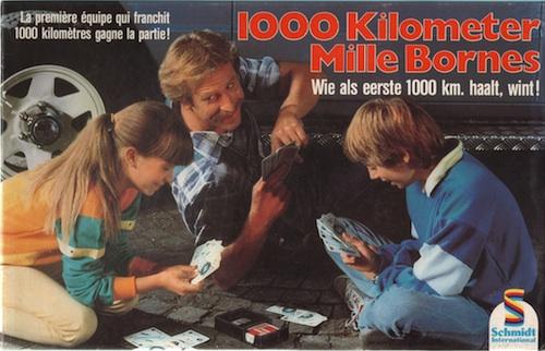 1000 Kilometer (Mille Bornes)