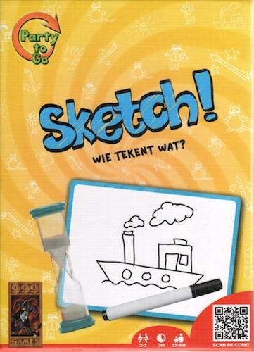 Sketch! (wie tekent wat?)