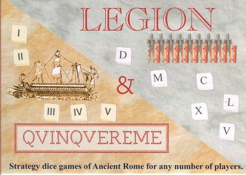 QVINQVEREME & Legion
