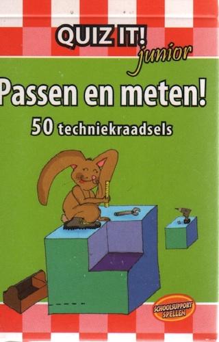 Quiz It! Junior - Passen en Meten!