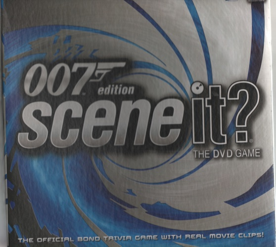 007 Edition Scene It?: The DVD Game