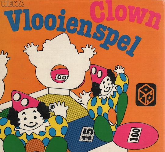 Clown Vlooienspel