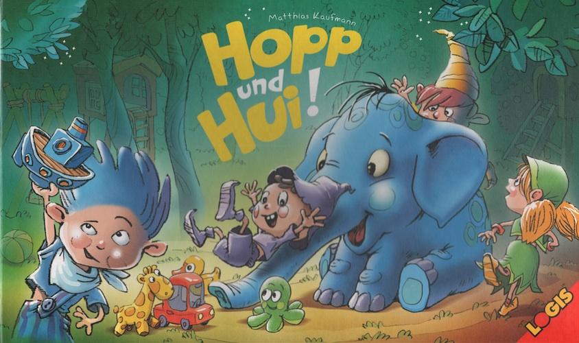 Hopp Und Hui! (Hop and Hooey!)