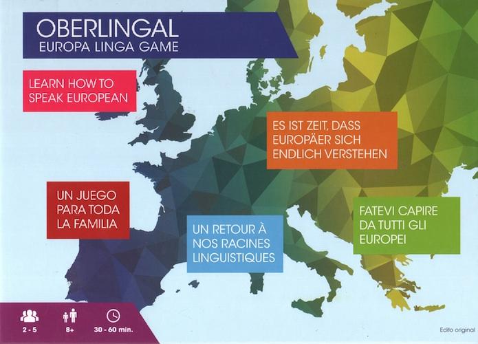 Oberlingal: Europa Linga Game