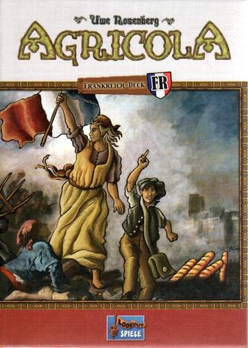 Agricola: Frankreich-Deck