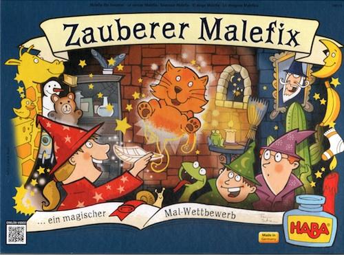 Zauberer Malefix (Tovenaar Malefix)
