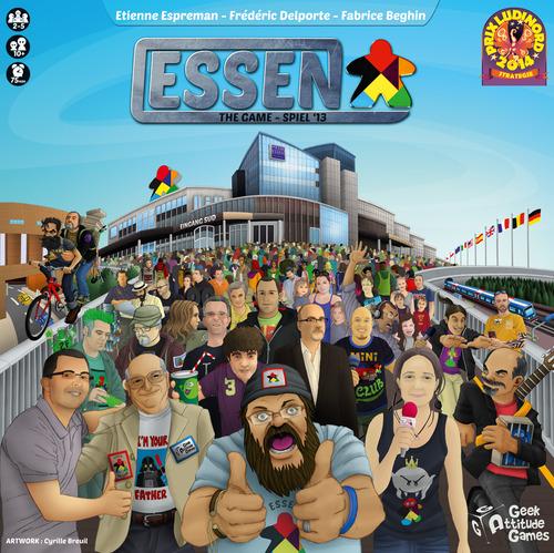 Essen The Game: Spiel