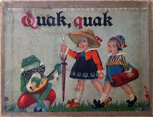 Quak Quak: Het Kikvorschspel