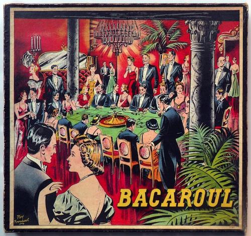 Bacaroul