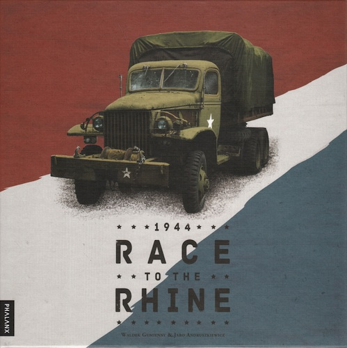 Race To The Rhine : 1944