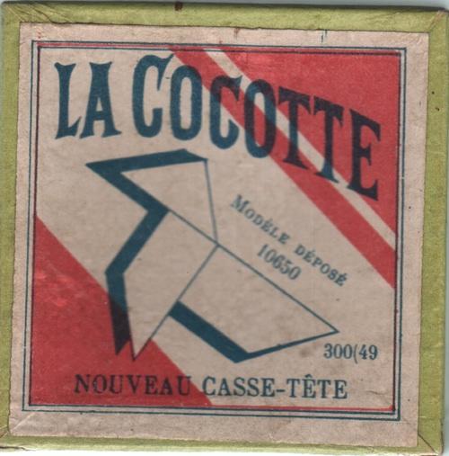 La Cocotte (Nouveau Casse-Tête)