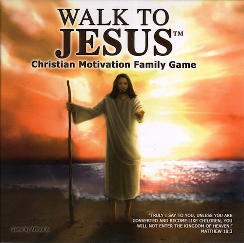 Walk To Jesus