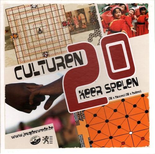 20 Culturen 20 keer spelen