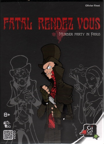 Fatal Rendez Vous (Murder Party in Paris)