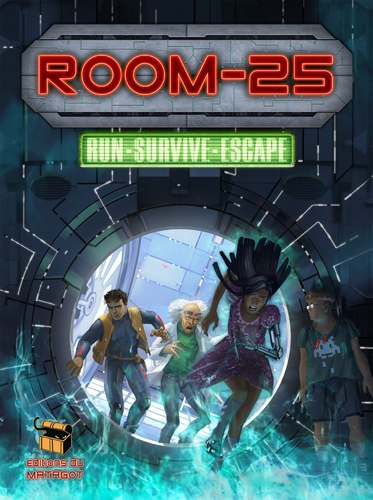 Room-25: Run - Survive - Escape