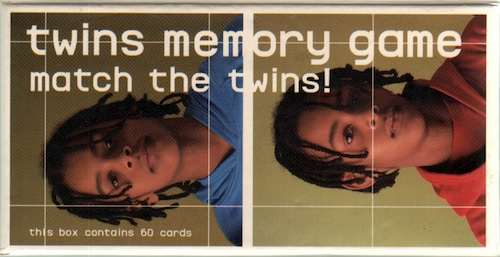 Twins Memory Game - Match The Twins!