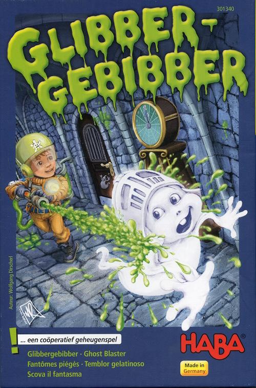 Glibber - Gebibber