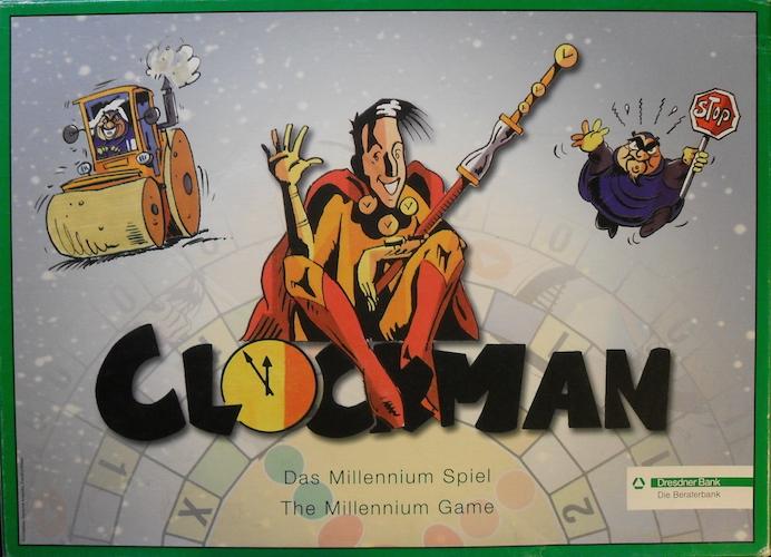 Clockman: Das Millenium Spiel