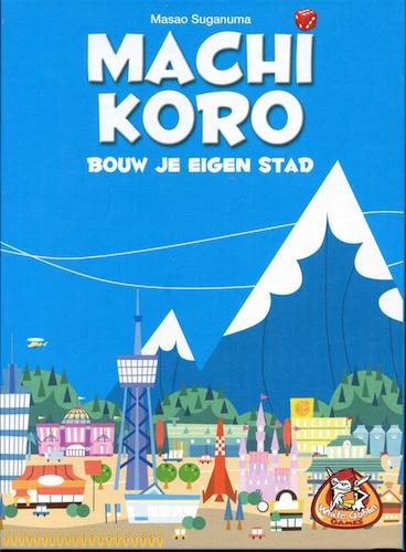 Machi Koro: Bouw je eigen stad