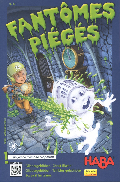 Fantômes Piégés