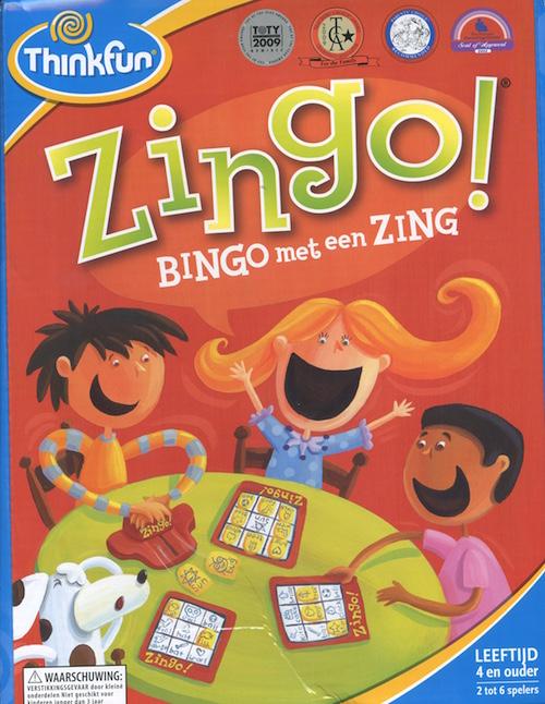 Zingo!: BINGO met een ZING