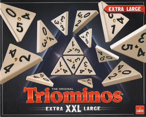 Triominos: XXL