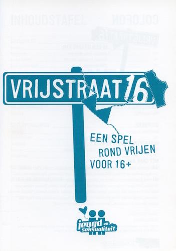 Vrijstraat 16 (Een spel rond vrijen voor 16+)