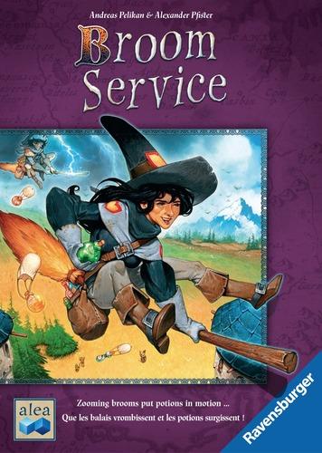 AL17: Broom Service