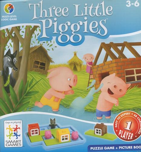 Three Little Piggies (Drie kleine Biggetjes)