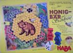 Honigbär und Stachelbiene (Honingberen en bijen)