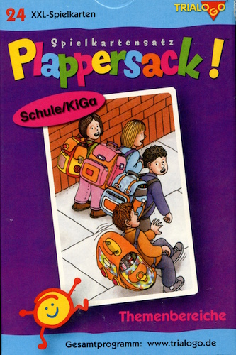 Kletskous! - School (Plappersack! - Schule/KIGa)