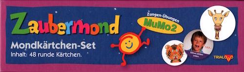 Tovermaan Mondmotoriek Tong (Zaubermond Zungen MuMo 2)