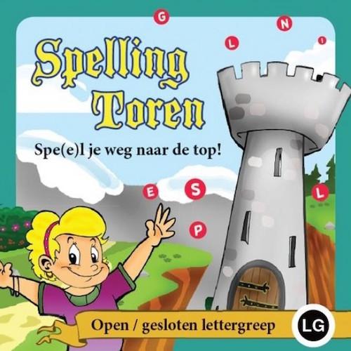 SpellingToren (Open/gesloten lettergreep)