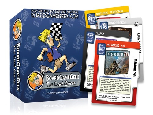 BoardGameGeek: The Card Game