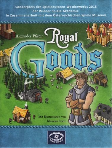 Royal Goods: O Mijn Goederen