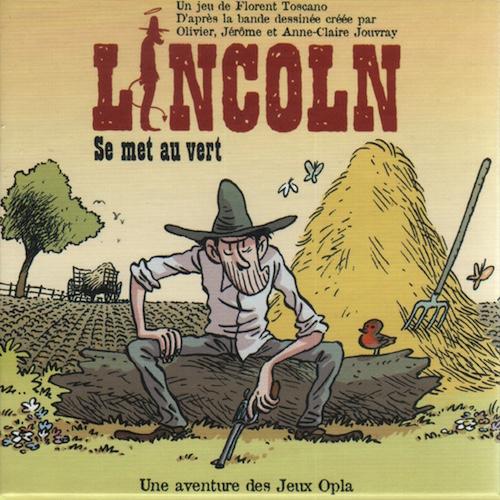 Lincoln: Se Met Au Vert