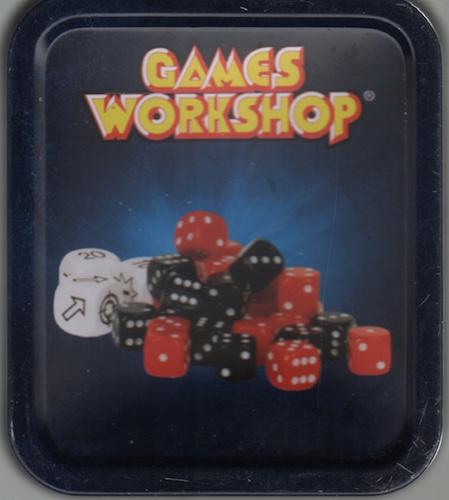 Games Workshop Dobbelstenen