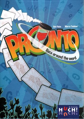 Pronto: Race around the Word