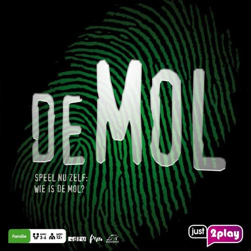 Wie is de Mol? - Het Bordspel