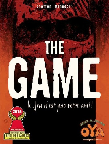 The Game: le Jeu n