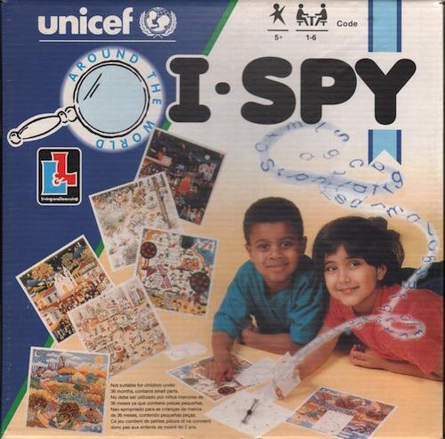 I - Spy