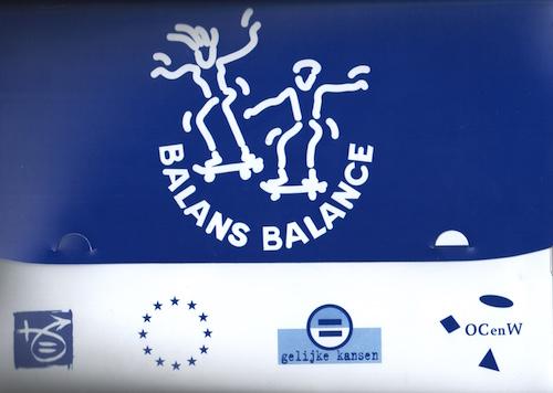 Balans Balance = Gelijke kansen (Het Balansspel)