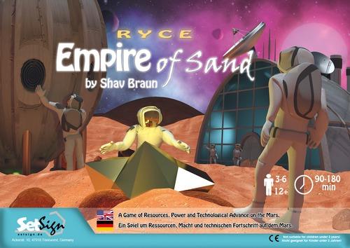 Ryce: Empire of Sand