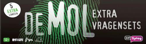 Wie is de Mol? - Extra vragensets