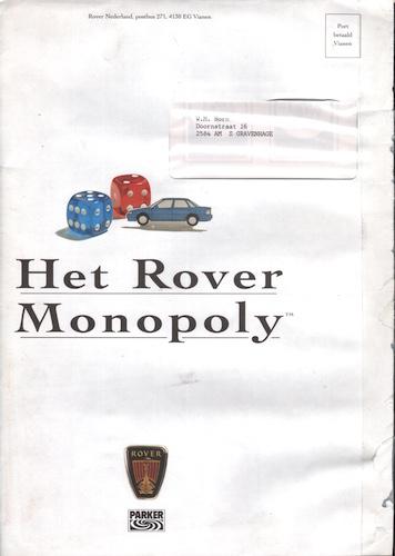 Het Rover Monopoly