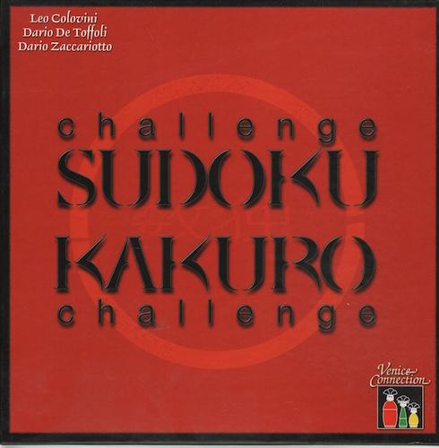 Sudoku Kakuro Challenge