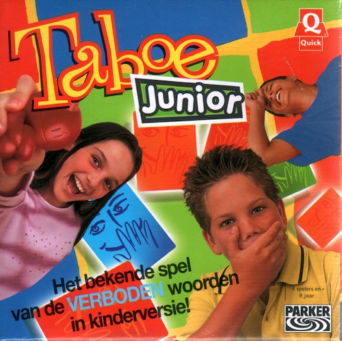 Taboe Junior (Quick-uitgave)